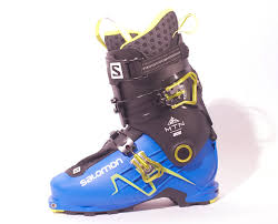 womens ski boots size 12 look salomon mtn lab freeski boots
