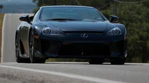 lexus supercar lfa awful car the lexus lfa is the 400 000 supercar nobody talks