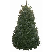 christmas pre lit christmas trees artificial the home depot ft