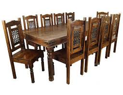 Jali Dining Table And Chairs Dining Sets Tv Cabinets Zain Handcrafted Furniture