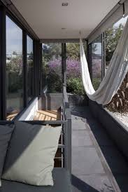 house with four courtyards by andrés stebelski arquitecto