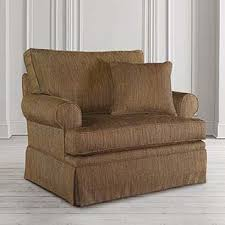 Brown Leather Chair And A Half Design Ideas Oversized Accent Chairs Living Room Furniture Bassett Furniture