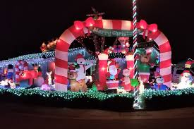 christmas displays 7 must see christmas light displays in citrus heights citrus