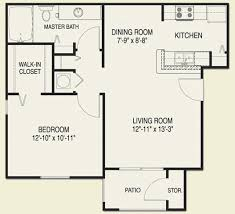 floor plan for one bedroom house mt dora apartment floor plans available at veranda apartment homes