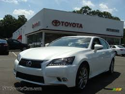 lexus gs 350 awd 2013 2013 lexus gs 350 awd in starfire white pearl 002302