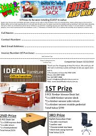 Office Furniture Solution by Christmas Competition With Ideal Furniture Your Office Furniture
