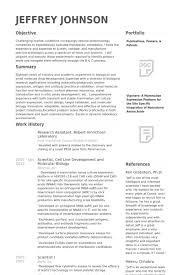 Biology Degree Resume Professional Dissertation Abstract Proofreading Services Ca Write