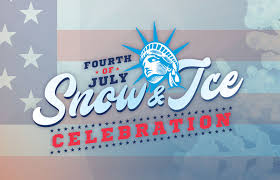 fourth of july snow celebration memorial city