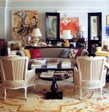 Steven Sclaroff Kate Spade Enriches Modern Art With Aubusson Rugs