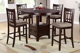 dining room counter height dining room sets with regard to