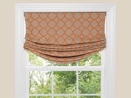 How To Make A No Sew Window Valance How To Make A Relaxed Roman Shade Sailrite