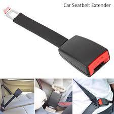 clip ceinture siege auto 2x noir voiture sécurité ceinture réglage clip pince épaule cou