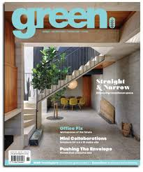 green magazine sustainable architecture and landscape design