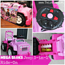pink toy jeep mega bloks new fall line product reviews