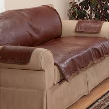 awesome leather couch slipcovers fresh leather couch slipcovers