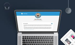 Resume Sample Format Docx by Resume Template In Ms Word Docx Psd Html Formats