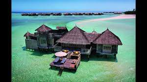 House Over Water 10 Best Overwater Bungalows In The World 2017 Youtube