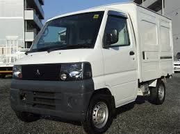mitsubishi minicab interior mitsubishi minicab truck panel van 2002 used for sale