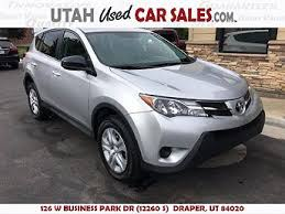 toyota rav4 convertible for sale used toyota rav4 for sale in salt lake city ut with photos carfax