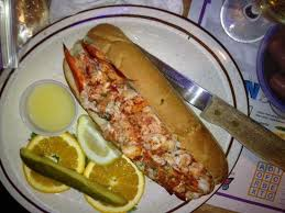 monter cuisine the size lobster roll picture of maine fish market