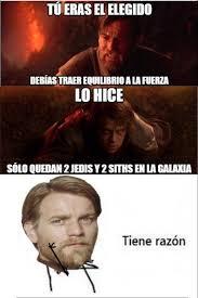 Memes De Star Wars - memes de star wars chilango