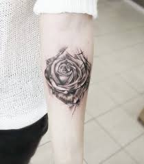 rose tattoo ideasonpoint tattoos