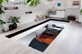 Garage Office by Kre The House Floating Room By No 555 Tsuchida Takuya Caandesign