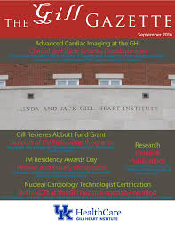 the gill gazette september 2016 by gill heart institute issuu