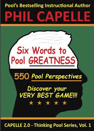 Blog 187 Blog Archive 187 by Blog Archives Phil Capelle Pool U0027s 1 Instructional Author