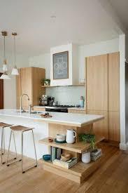 cuisine et blanc photos la cuisine équipée avec îlot central 66 idées en photos