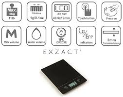 cuisine uip sur mesure pas cher exzact ex9150 mince 1 4 cm balance électronique de cuisine