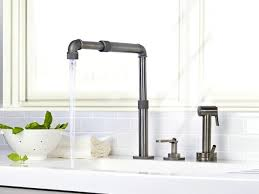 Bar Faucet With Sprayer Sink U0026 Faucet Wonderful Kitchen Faucet With Sprayer Plus Delta