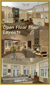 houses with open floor plans affordable house plans house plans in 3d