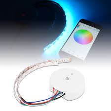 ufo bluetooth 4 0 rgb rgbw led strip light controller flexible