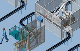layout design industrial engineering 2d to 3d factory design software mpds4 factory layout industrial