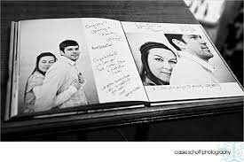 wedding photo guest book think outside the book the wedding yentas a guide for the