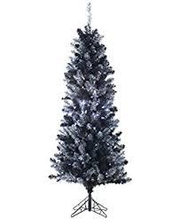 amazon com 2 u0027 pre lit artificial table top christmas tree clear