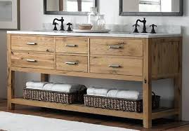 Reclaimed Wood Vanity Table Reclaimed Bathroom Sinks Surprising Inspiration Wood Bathroom