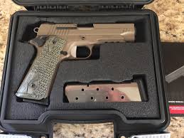 sig sauer 1911 car 45 scorpion for sale