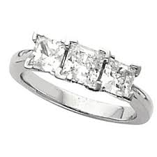 mothers rings white gold three diamond mothers ring ref 990555 stuller 120247