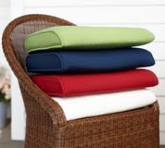 20 X 20 Outdoor Chair Cushions Outdoor Furniture Cushions Pottery Barn