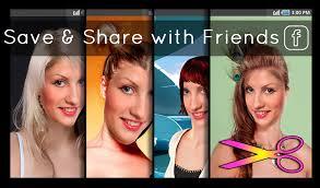 Frisuren Selber Machen Am Pc by Frisuren Testen Friseursalon Android Apps Auf Play