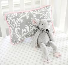 Nordstrom Crib Bedding Pink And Gray Baby Bedding Pink And Grey Nursery Bedding Pink