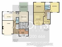Conservatory Floor Plans Carrington Drive Humberston 4 Bed Detached House 224 995