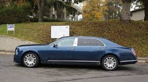 bentley mulsanne grand limousine bentley mulsanne lwb news and opinion motor1 com