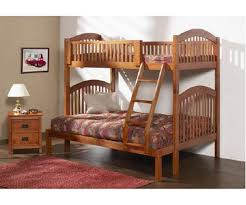 Buy Mission Twin Double Bunk Bed Online Mission Twin Double Bunk - Double and twin bunk bed