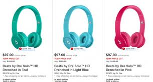 target pre black friday target early black friday beats by dr dre hd drenched headphones