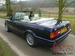 bmw e30 325i convertible for sale 1991 j bmw e30 325i motorsport convertible stunning