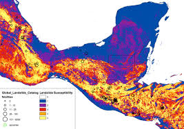 Map Mexico Nasa Disaster Response U2013 When Disasters Strike Our Earth Science