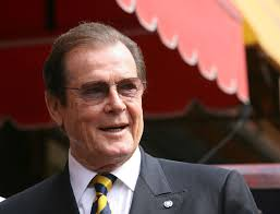 Roger Moore by Roger Moore Dead Bono U0027s Anecdote About How The James Bond Actor